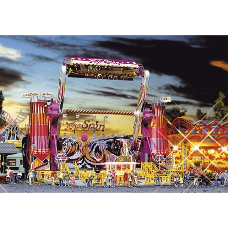 Carrousel top spin