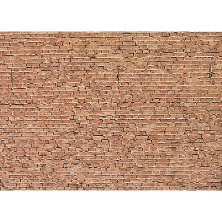 Plaque de mur, Clinker