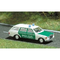 Mercedes police