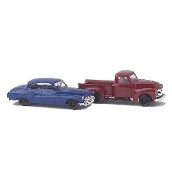 Chevrolet Pick-up / Buick '50
