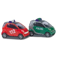 Smart police/pompiers