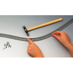 Rail flexible 970mm