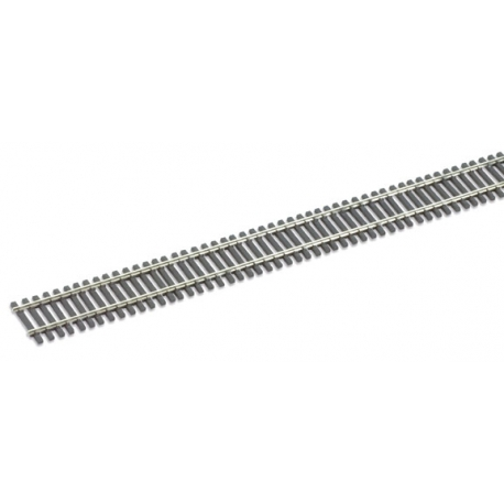 Rails flexibles 914mm code 83 (traverses bois)