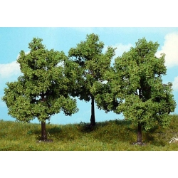 Lot de 3 arbres fruitiers 12 cm