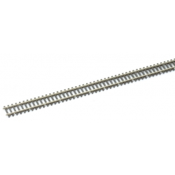 Rail flexible longueur 914mm traverses bois code 55