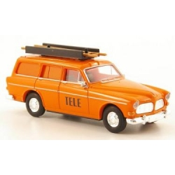 "Volvo Amazon combiné ""TELE"" orange"