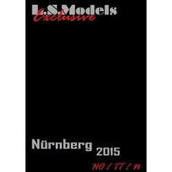 "Catalogue LS MODELS ""NURNBERG 2015"""