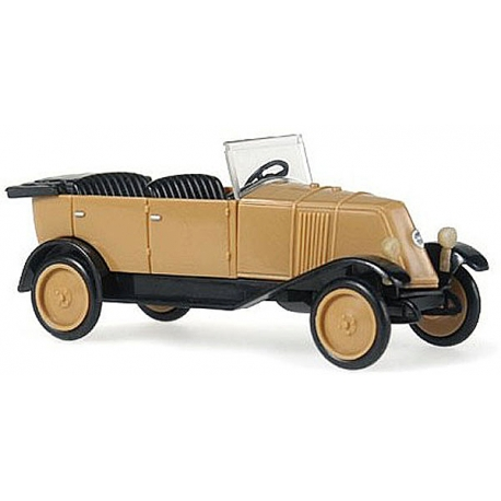 Renault NN cabriolet ouvert ocre