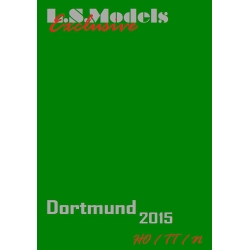 Catalogue LS MODELS DORTMUND 2015