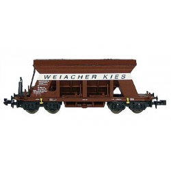 Coffret de 3 wagons de transport de gravier