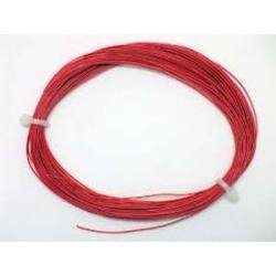 Câble flexible 0.5 mm 10 m Rouge