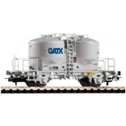 "Wagon silo ciment ""GATX"""