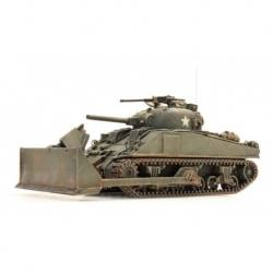 "Char US/UK Sherman M4 ""bulldozer"""
