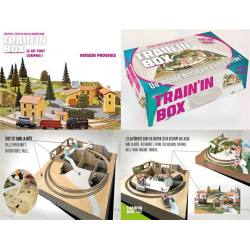 Coffret complet départ analogique TRAIN IN BOX version NORD