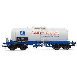 Wagon citerne AIR LIQUIDE