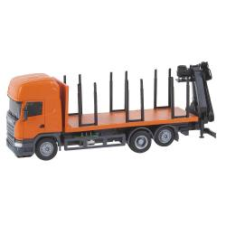 Car system - Camion MB Atego, blanc (HERPA)
