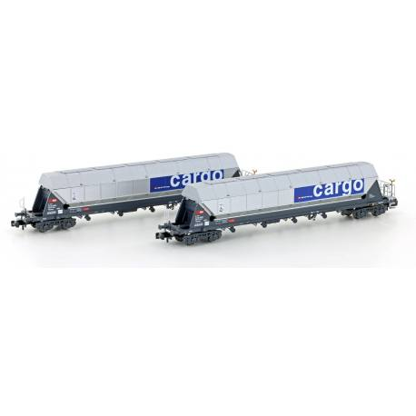 2 wagons cocoa transport N