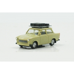 "TRABANT ""ON TOUR"" BEIGE"
