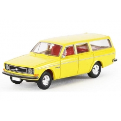 VOLVO 145 Break jaune