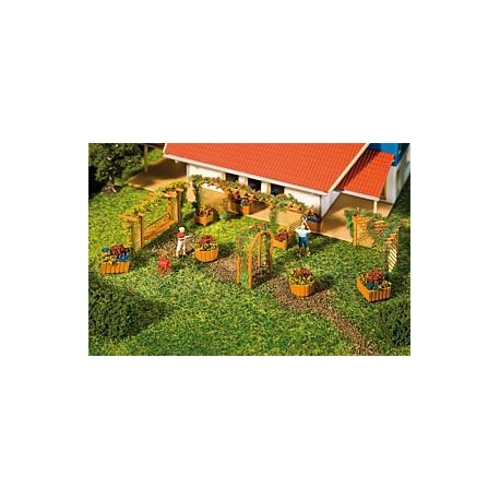 Faller fa180554 el ment d 39 am nagement jardin for Amenagement jardin 87